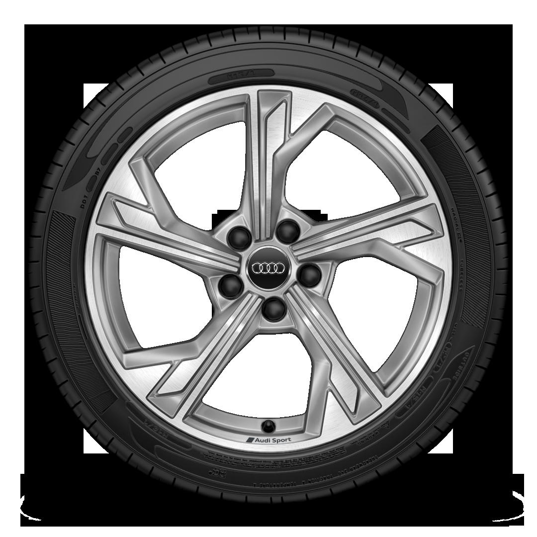 Obręcz 5-ramienna Audi Sport