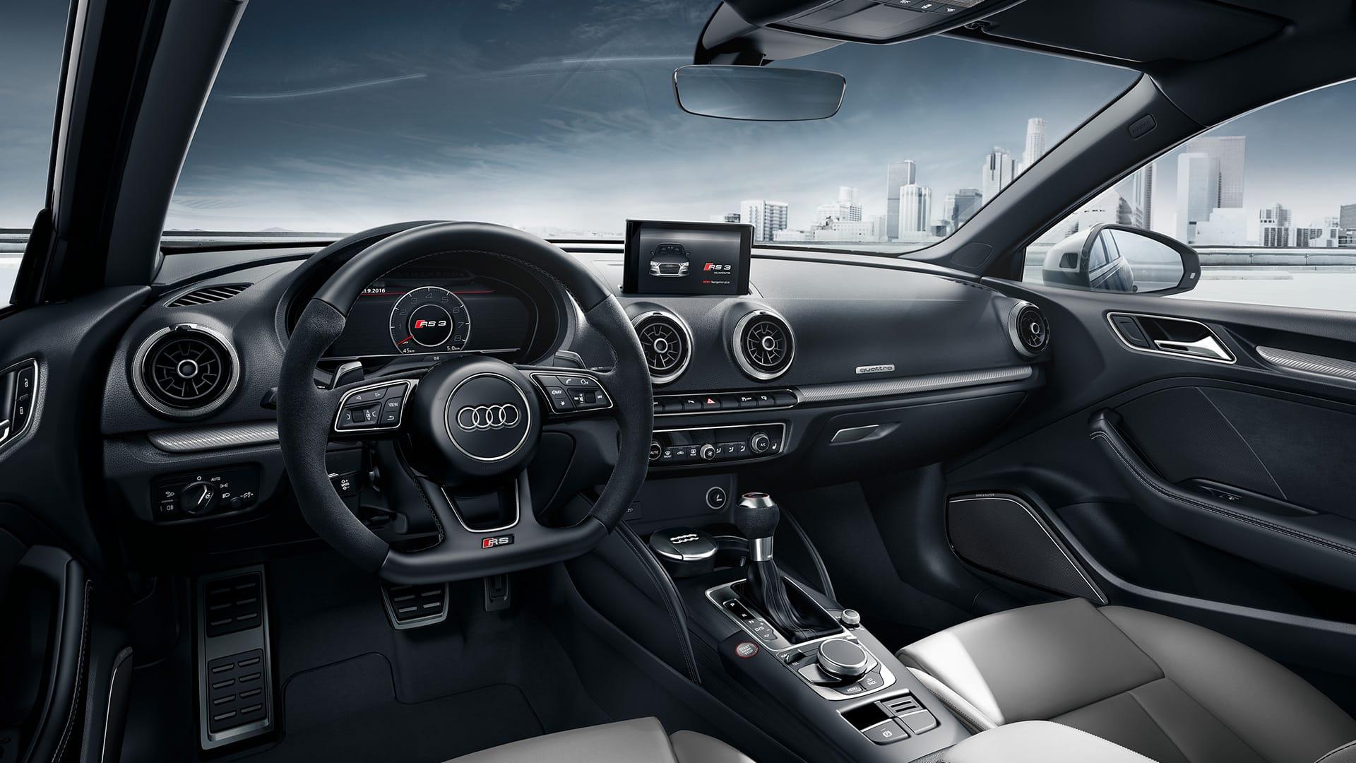 Rs 3 Limousine Gt A3 Gt Audi Polska Przewaga Dzięki Technice