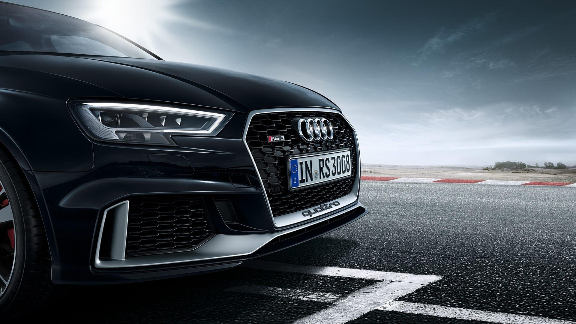 Rs 3 Limousine Gt Audi Polska Przewaga Dzięki Technice