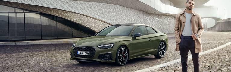 Nowe Audi A5 Coupé
