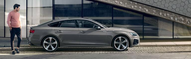 Nowe Audi A5 Sportback