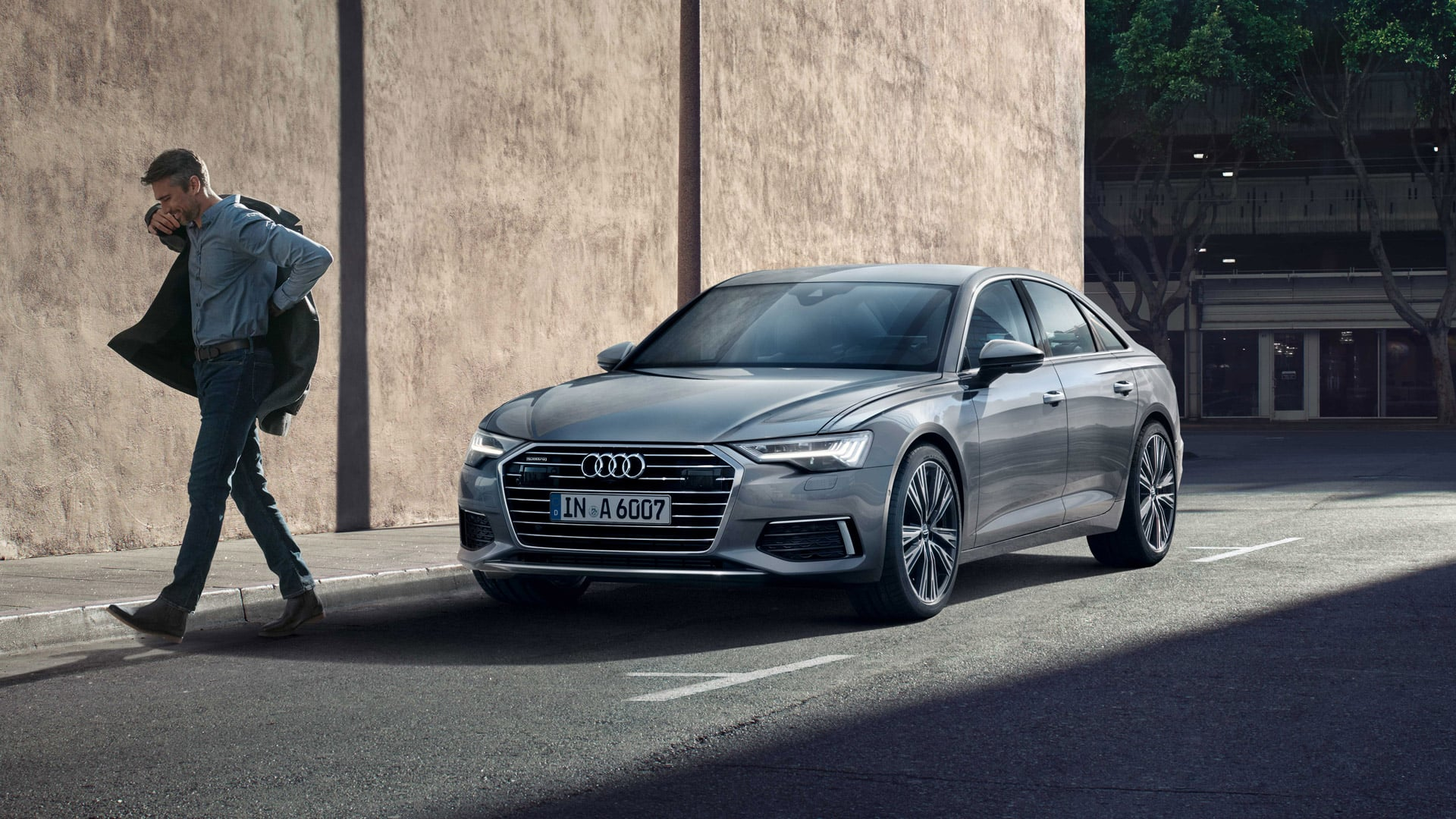 Nowy Standard W Klasie Biznes Audi A6 Limousine Gt A6