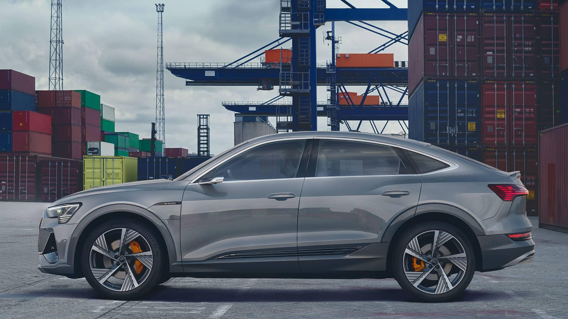 Bok Audi e-tron Sportback