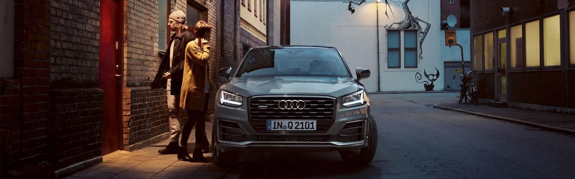 Audi Q2 2019