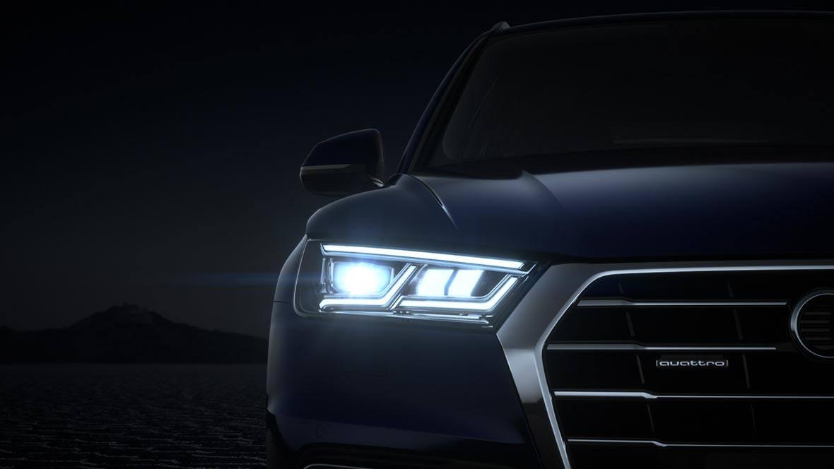 Q5 Gt Audi Polska Przewaga Dzięki Technice