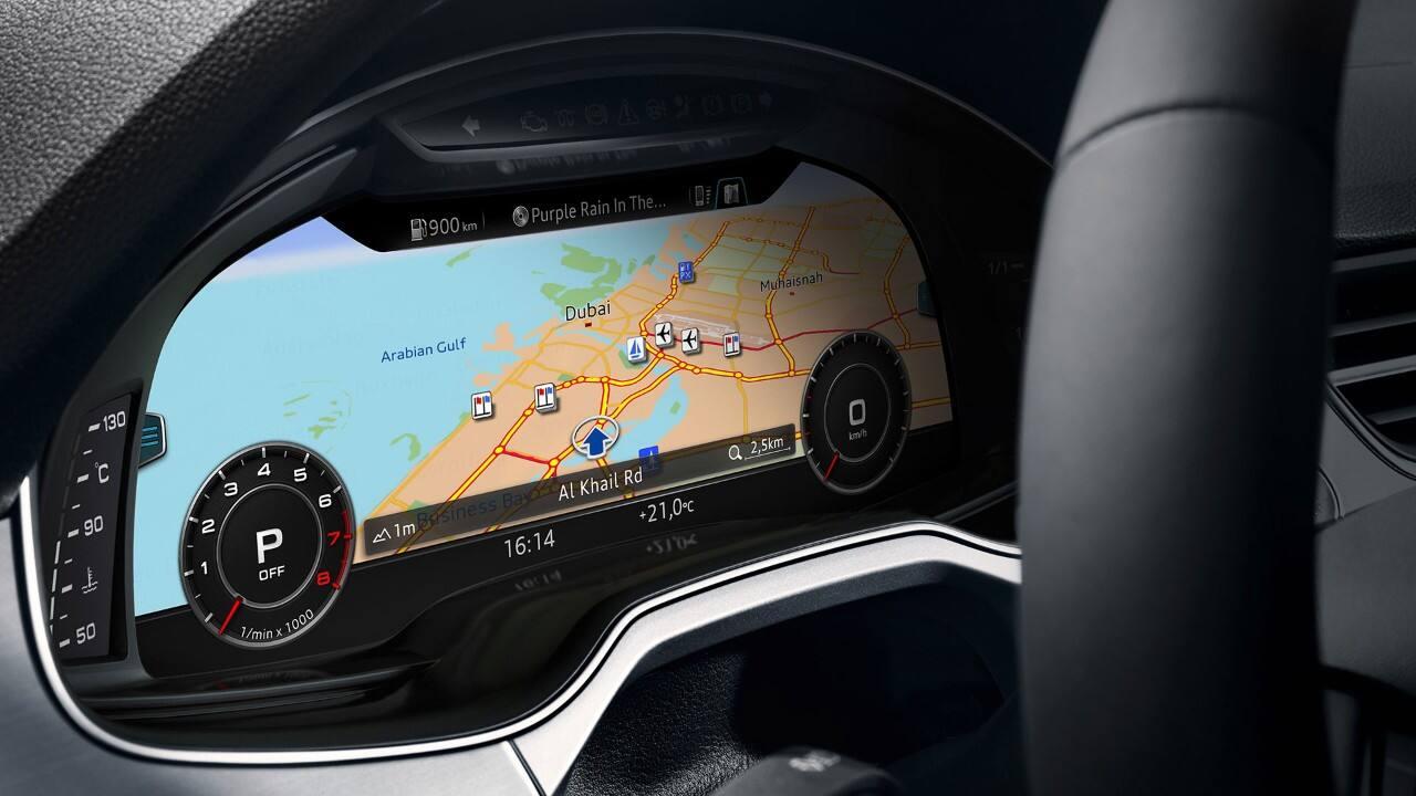 Prawdziwa Wolność Prawdziwy Komfort Audi Q7 Q7 Audi Polska