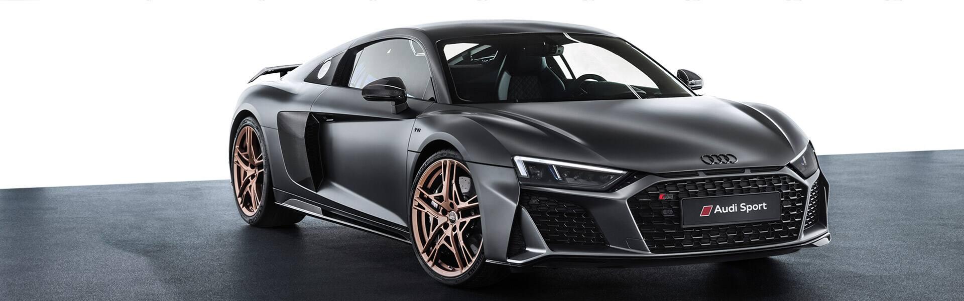 R8 V10 Decennium R8 Audi Polska Przewaga Dzieki Technice