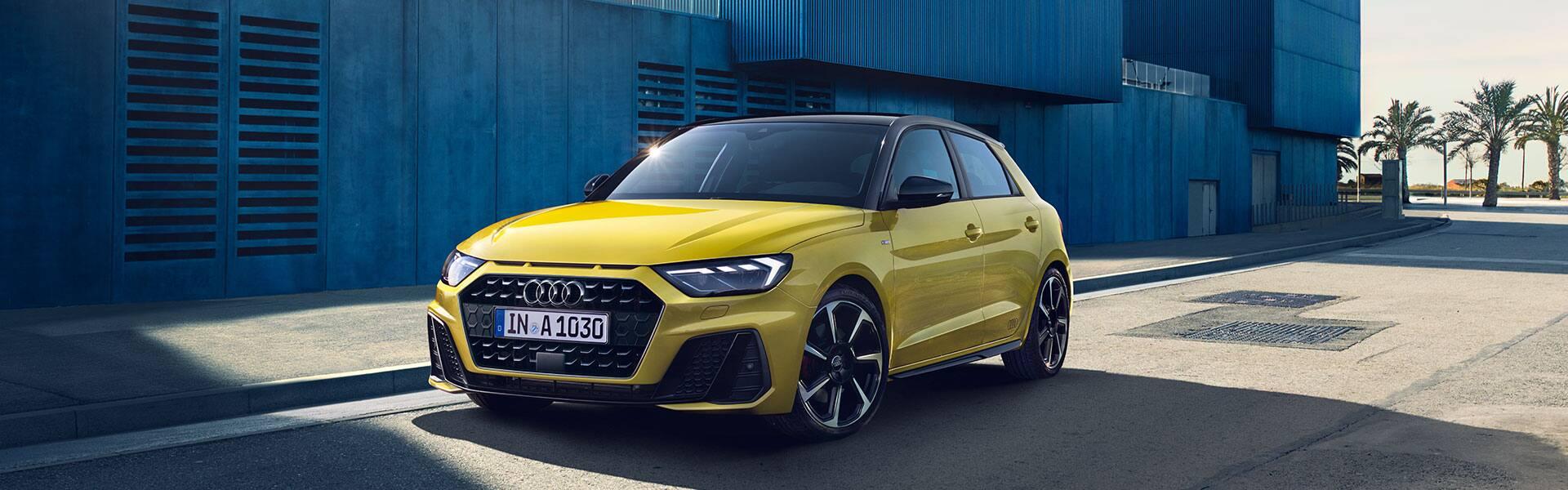 Nowe Audi A1 Sportback