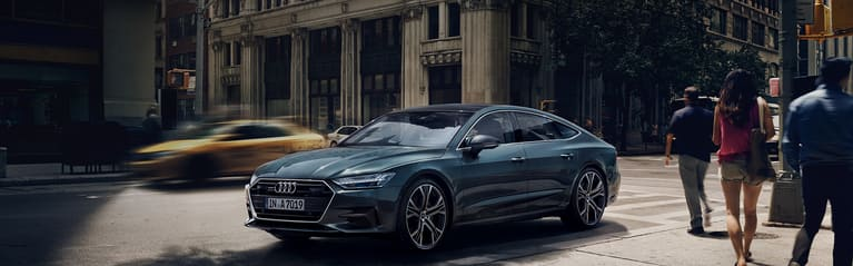 Nowe Audi A7