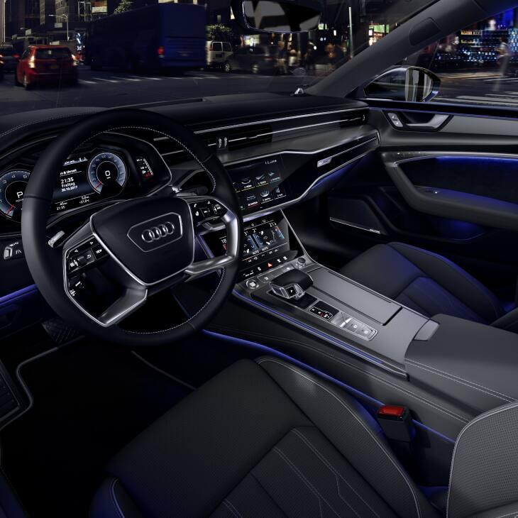 Luksusowa Stylistyka I Technologia Poznaj Nowe Audi A7