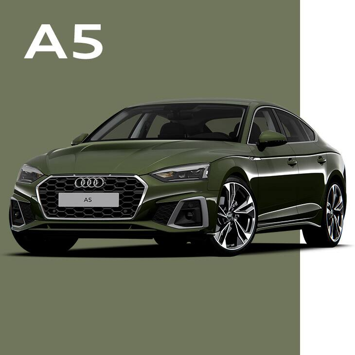 Audi A5 Business Edition