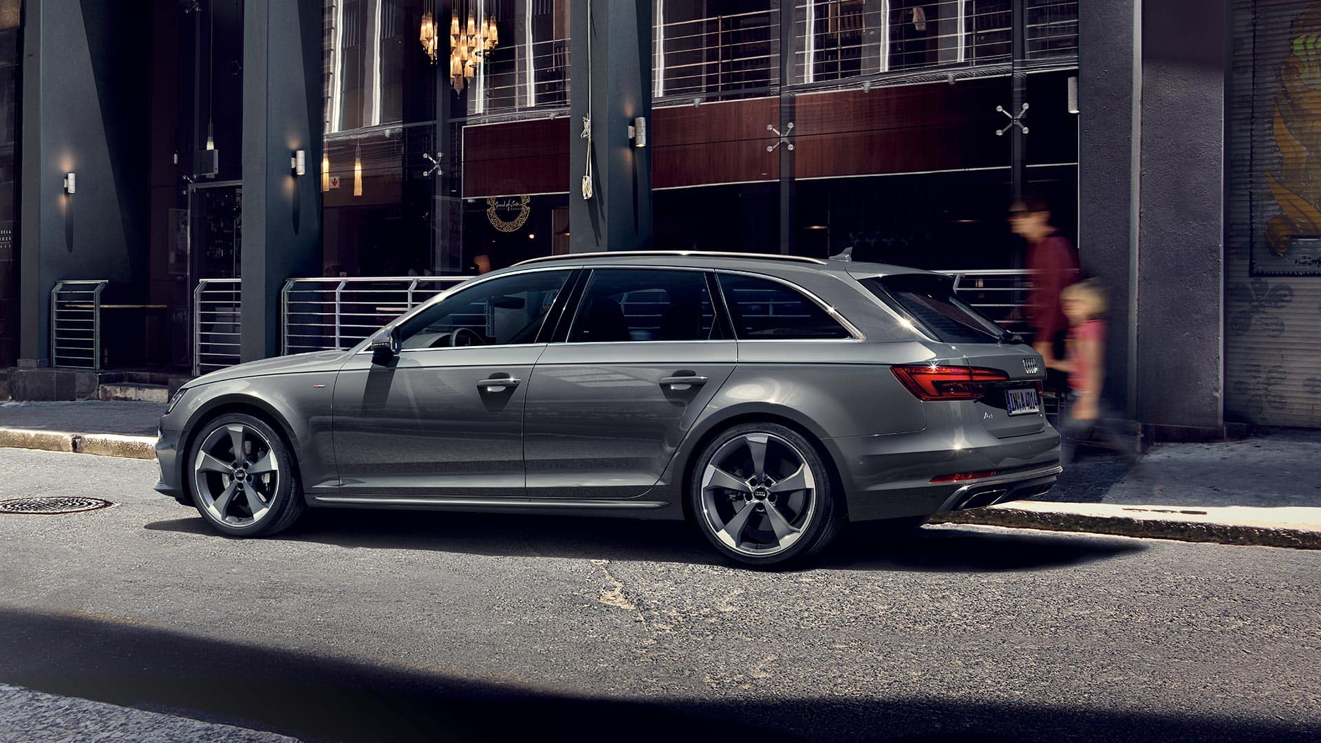A4 Avant A4 Audi Polska Przewaga Dzięki Technice