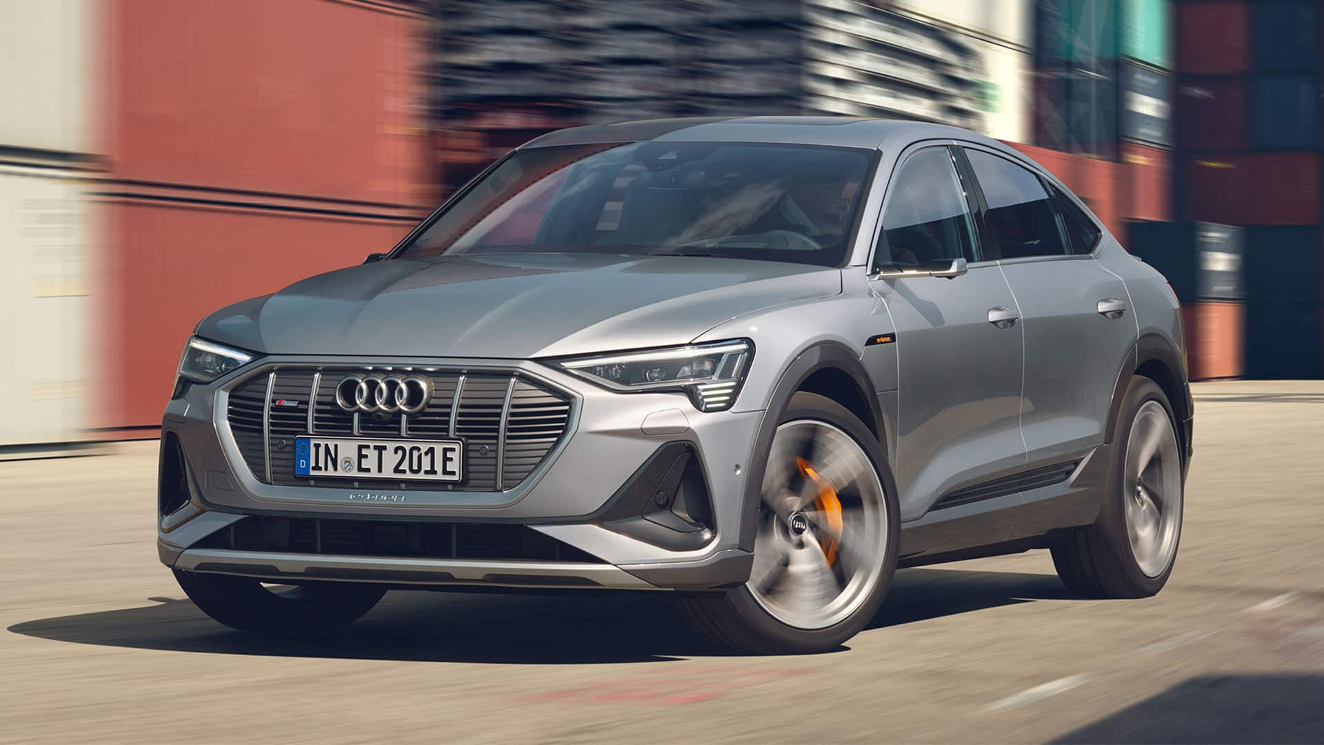 Moc Audi e-tron Sportback