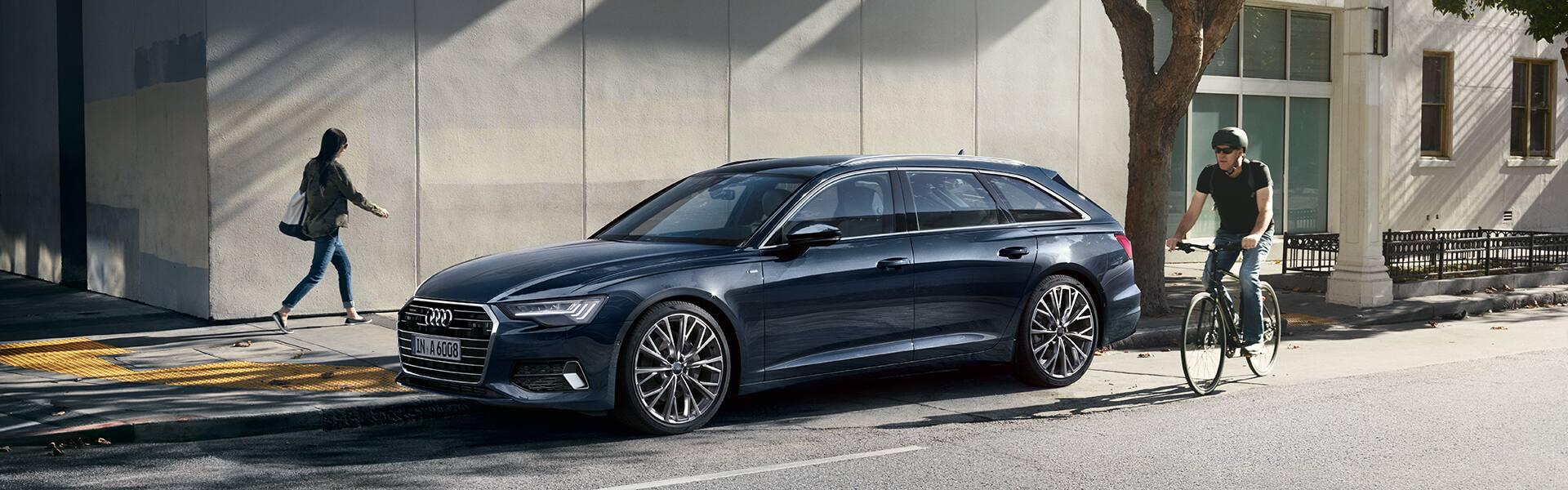 Nowe Audi A6 Avant